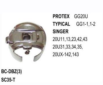 Thoi máy may 1 kim (BC-DBZ(3) / SC35-T)