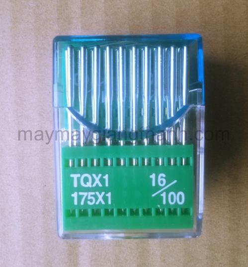 Kim máy đính nút Đài Loan TNC TQx1