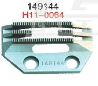 Răng cưa máy 1 kim 149144