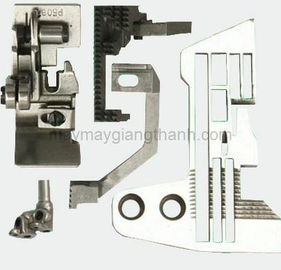 Bộ cự ly máy vắt sổ  SIRUBA 757 (3x5)