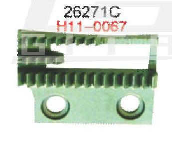 Răng cưa máy 1 kim 26271C