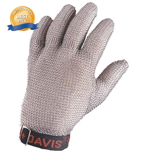Găng tay thep 5 ngón Davis
