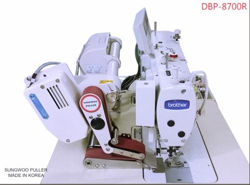 Bộ trợ lực máy 1 kim, 2 kim DBP-8700R Sungwoo Puller