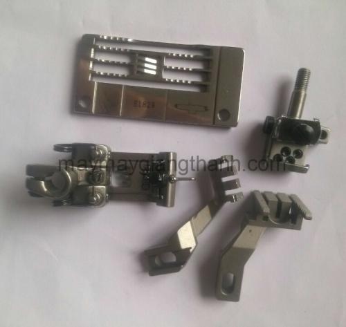 Bộ cự ly máy viền 4 kim 6 ly SRB F007J