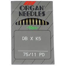 Kim máy một kim nhật Organ DBXK5