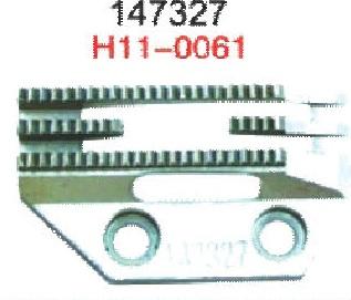 Răng cưa máy 1 kim 147327