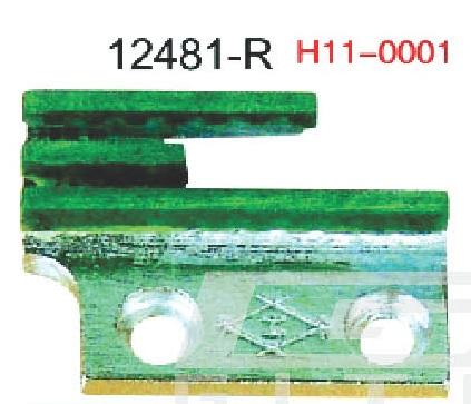 Răng cưa máy 1 kim 12481-R