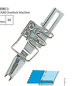 Cữ viền bọc lắp máy vắt sổ Juki DA YU 130