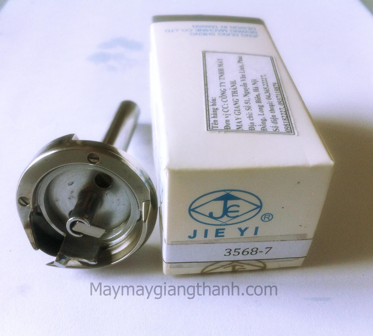Ổ máy 2 kim cố định nhỏ HSH-12-15L(845B) Jieyi (ĐL)