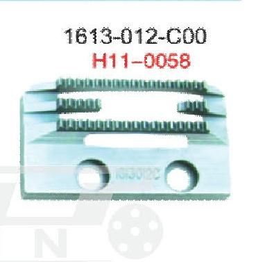 Răng cưa máy 1 kim 1613-012-C00
