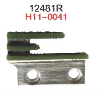 Răng cưa máy 1 kim 12481R
