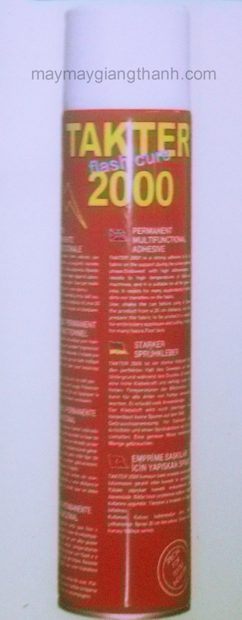 Tẩy băng chuyền máy ép cổ áo Takter 2000