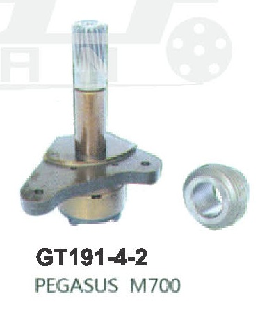 Bơm dầu máy viền pegasus M700