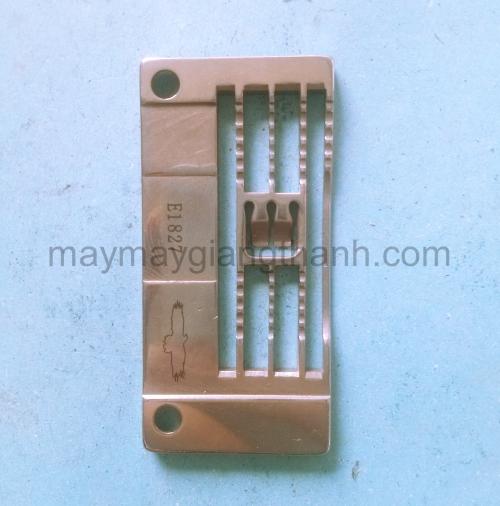 Mặt nguyệt máy viền Siruba F007E-W122 3X6,4