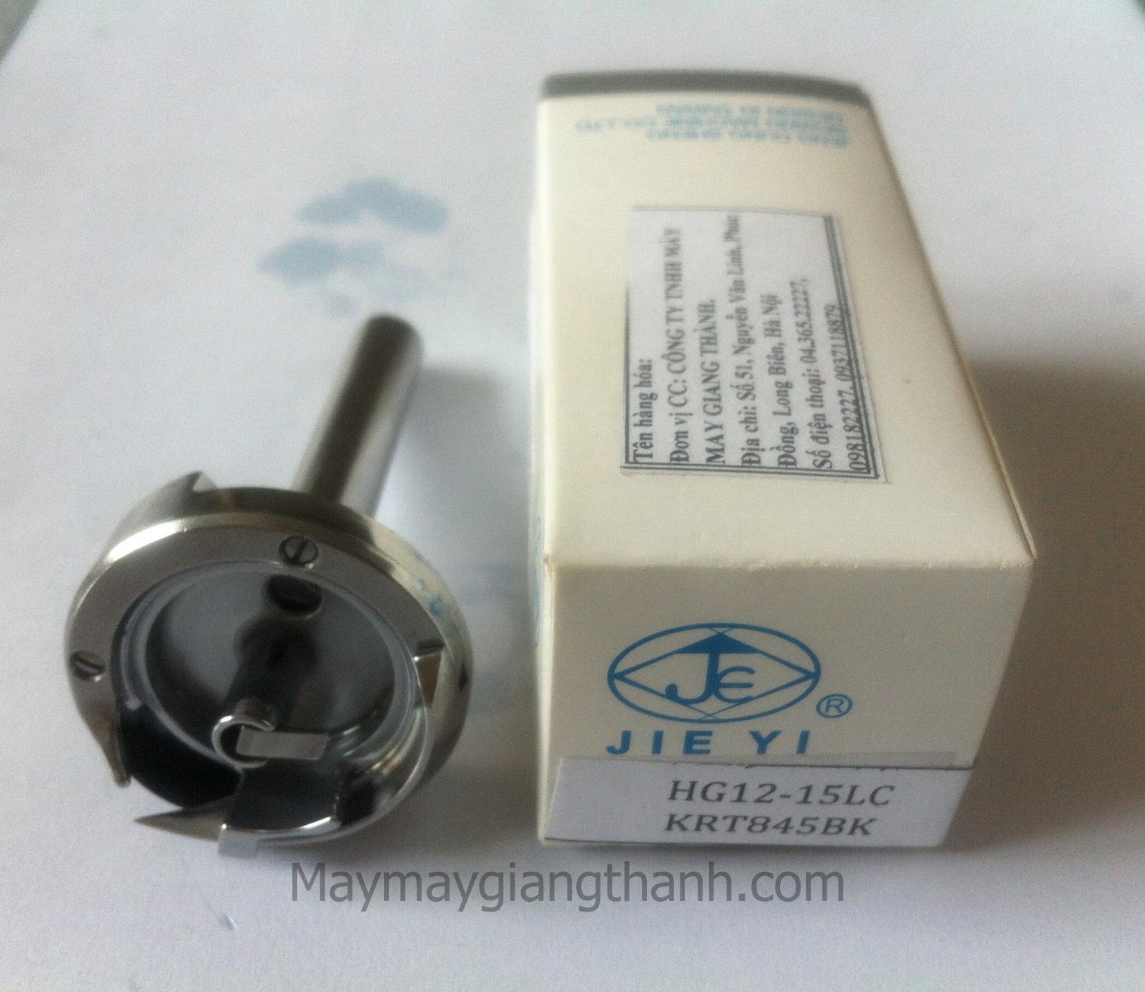 Ổ máy 2 kim cố định nhỏ HSH-12-15LC(845) Jieyi