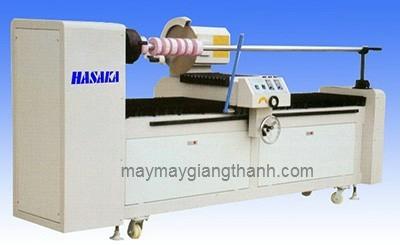 Máy cắt cuộn vải tự động