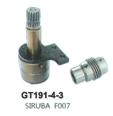 Bơm dầu máy viền siruba F007