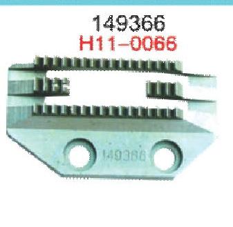 Răng cưa máy 1 kim 149366