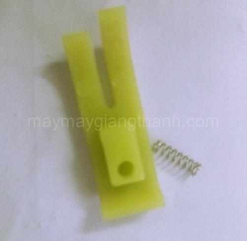 Đế chân vịt nhựa một kim nhựa 2 da tốt MT18B