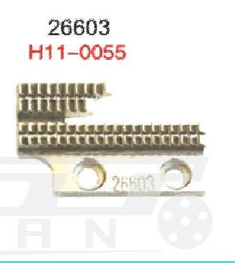 Răng cưa máy 1 kim 26603