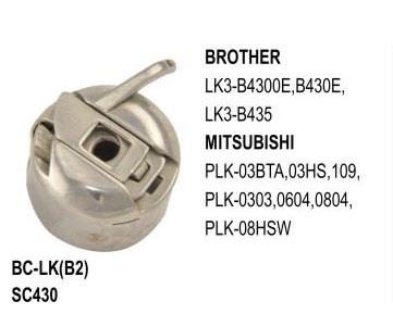 Thoi máy lập trình, di bọ Brother  (BC-LK(B2) / SC430)