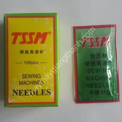 Kim máy đính cúc TSSM TQx7 size 11, 12