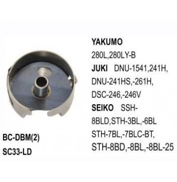 Thoi máy may 1 kim bơi điện tử BC-DBM(2) / SC33-LD