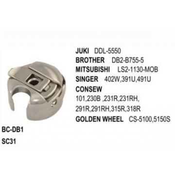 Thoi máy may 1 kim cơ ổ nhỏ (BC-DB1 / SC31)