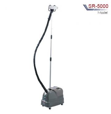 BÀN ỦI HƠI NƯỚC ĐỨNG SR-5000 SILVER STAR