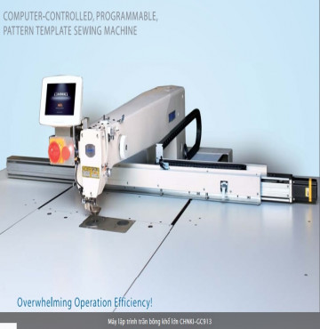 Máy lập trình trần bông khổ lớn có cắt laser CHNKI-GC913-JG