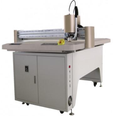 Máy cắt gá nhựa mica và cắt rập 2 trong 1 ST1215M