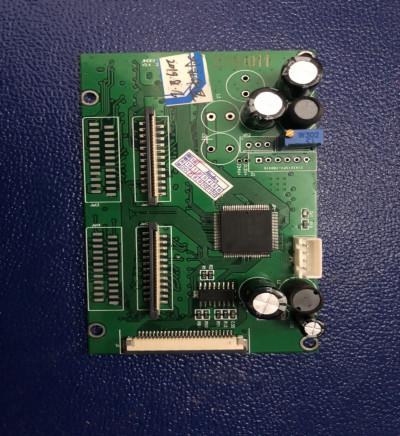Main điều khiển in 2 đầu máy in sơ đồ jindex