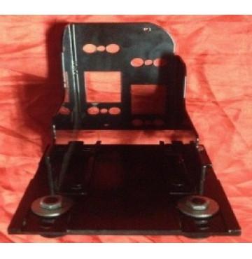 Bộ khay để hộp mực máy in sơ đồ Jindex