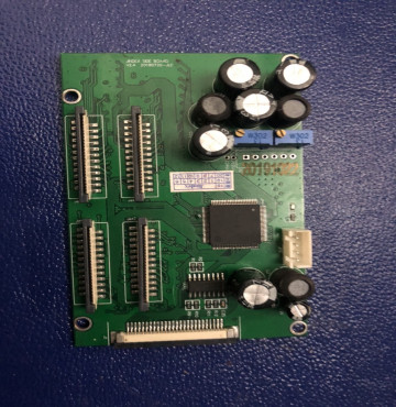 Main điều khiển in 4 đầu máy in sơ đồ Jindex