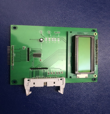 Main màn hình máy in sơ đồ FD1800