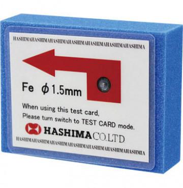 Thẻ test máy dò kim Hashima chính hãng