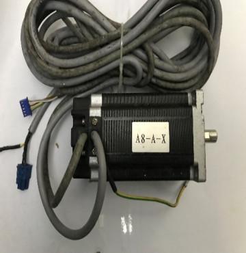 Motor trục X máy lập trình CHNKI chạy dây
