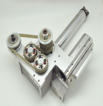 Bộ nâng hạ dao máy cắt tự động Bullmer