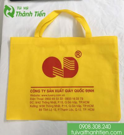 Túi vải không dệt tphcm