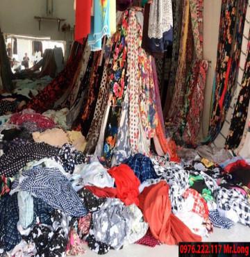 Thanh lý vải lanh – vải tole