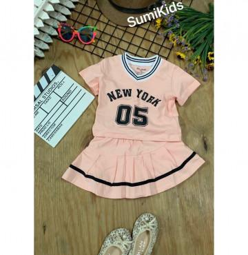 Bán buôn set chân váy Newyork 05